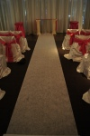 Tremont Ceremony setup
