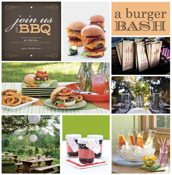 Backyard Bbq Wedding Reception Ideas: Summer BBQ Wedding Theme