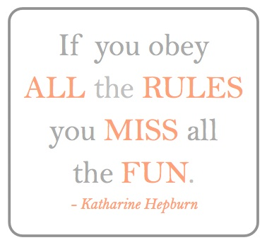 quote - Katharine Hepburn