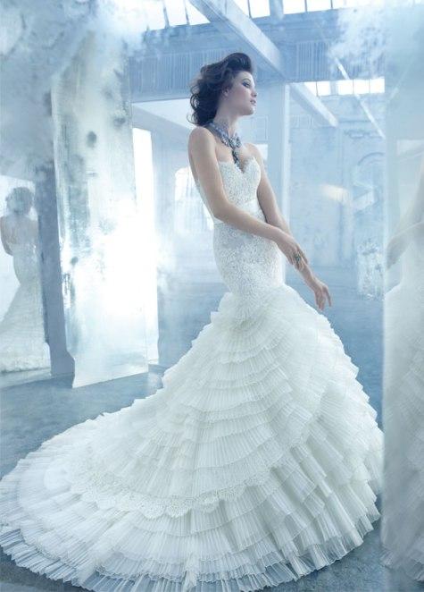 lazaro-bridal spring 2013