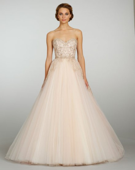 lazaro-bridal-tulle-ball-gown spring 2013