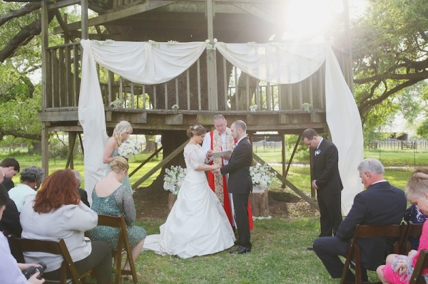 Rachael & Brad Ceremony