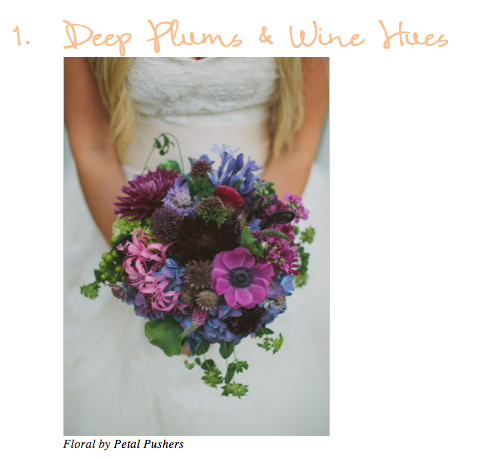 Petal Pushers Bouquet