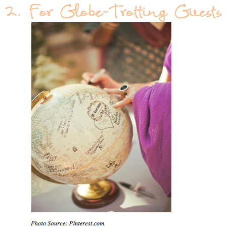Globe Trotting Guests