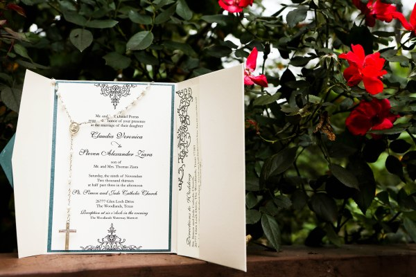 Claudia + Steve Wedding